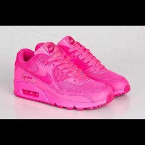 Nike Air Max 90 Fuchsia Pink
